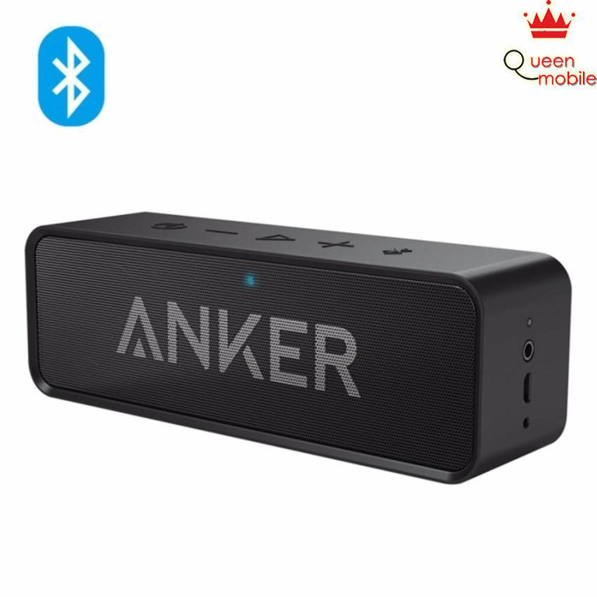 Loa di động bluetooth ANKER SoundCore Stereo Speaker (Đen)