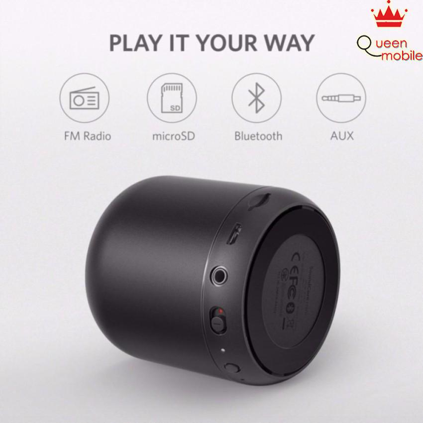 Loa bluetooth di động ANKER SoundCore Mini Stereo Speaker (Đen)
