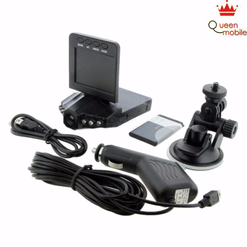 Camera Hành Trình Xe Hơi HD Portable DVR With 2.5 (đen)