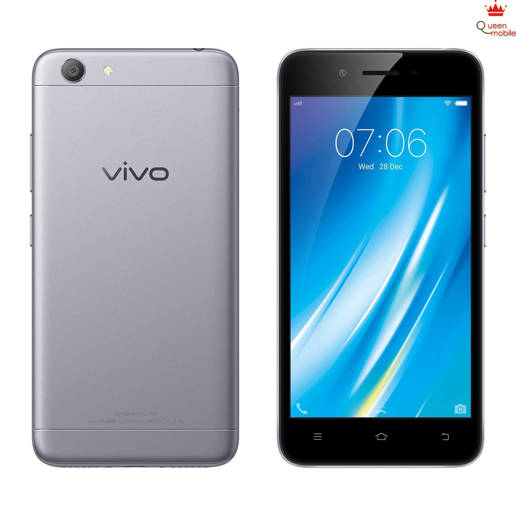Điện thoại Vivo Y53 Xám