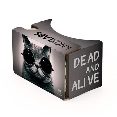 Knox V2 - Erwin's Box Cardboard VR - kính thực thế ảo