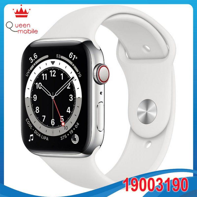 Đồng hồ Ticwatch 2 Quai thép bạc